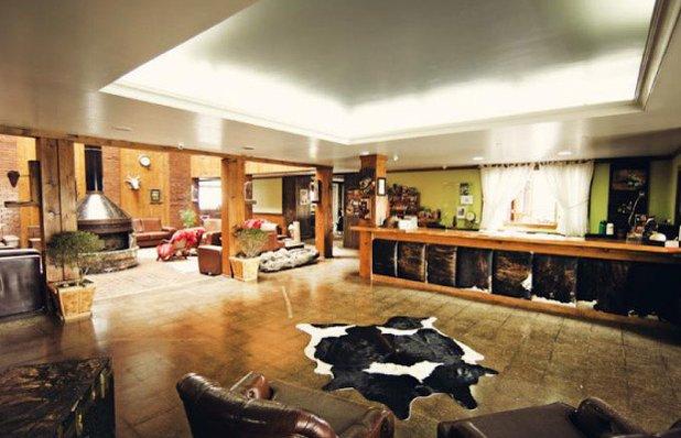 Hotel Fazenda Pampas Interior 2