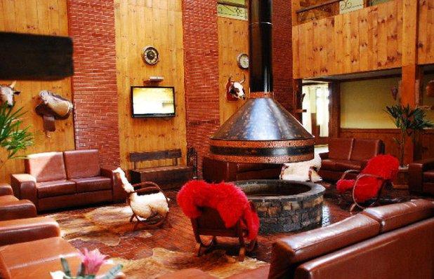 Hotel Fazenda Pampas Interior