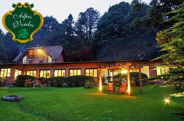 Hotel Alpes Verdes