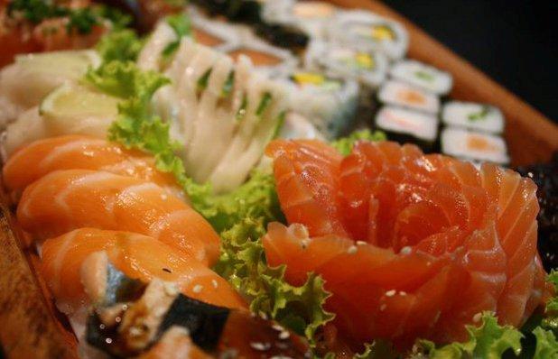 Sushi Sequência Especial