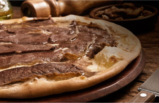 Pizza Filé