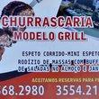 Logo Churrascaria Modelo Grill