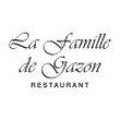 Logo La Famille de Gazon Restaurant (Castello de Gazon)
