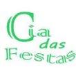 Logo Cia das Festas