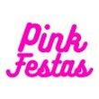 Logo Pink Festas