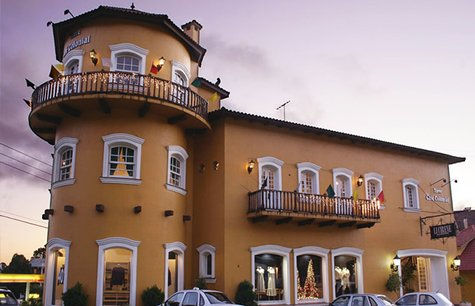Torre Café Colonial