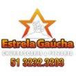 Logo Churrascaria e Pizzaria Estrela Gaúcha