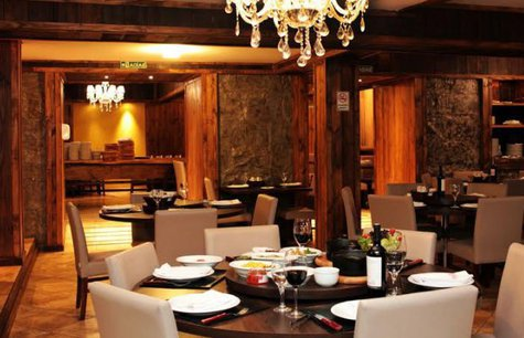 Restaurante Rei do Cordeiro - Canela