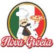 Logo Pizzaria Nova Grécia