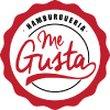 Logo Hamburgueria ME GUSTA