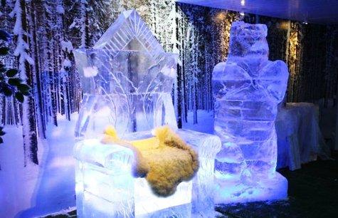 IceBar Boreal Rasen Gastropub