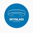Logo Skyglass Canela